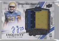 Rookie Signature Patch Tier 2 - Johnathan Franklin #/125