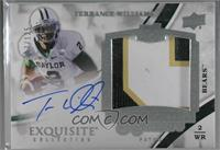 Rookie Signature Patch Tier 2 - Terrance Williams [Noted] #/125