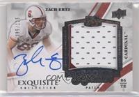 Rookie Signature Patch Tier 2 - Zach Ertz #85/125