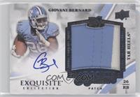 Rookie Signature Patch Tier 1 - Giovani Bernard /99