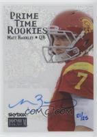 Matt Barkley #/25