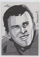 Len Dawson (Rich Molinelli) #/1