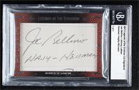 Joe Bellino, Johnny Lattner [CutSignature] #/1