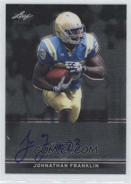 2013 Leaf Metal Draft - [Base] #BA-JF2 - Johnathan Franklin