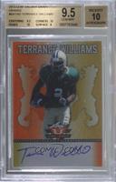 Terrance Williams [BGS9.5GEMMINT] #/50
