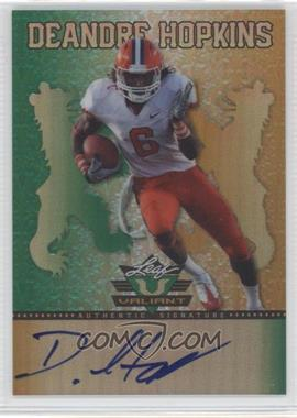 2013 Leaf Valiant - [Base] #BA-DAH - DeAndre Hopkins