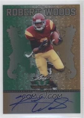 2013 Leaf Valiant - [Base] #BA-RW1 - Robert Woods