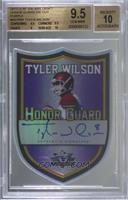 Tyler Wilson [BGS9.5GEMMINT] #/15