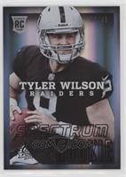 Tyler Wilson #/49