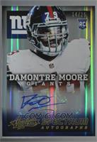 Damontre Moore [Noted] #/25
