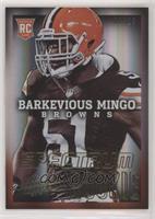 Barkevious Mingo #/25