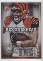 Rex Burkhead #/25