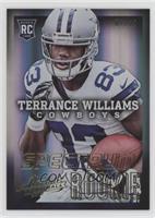 Terrance Williams #/25