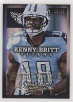 Kenny Britt #/25