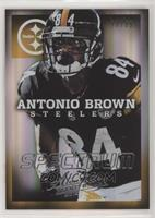 Antonio Brown #/99