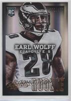 Earl Wolff /499