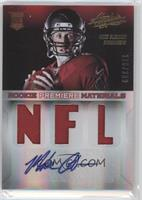Rookie Premiere Materials NFL - Mike Glennon #/299