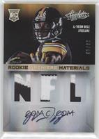 Le'Veon Bell [EX to NM] #/49