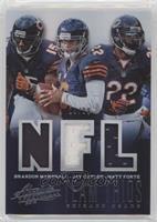 Brandon Marshall, Jay Cutler, Matt Forte /99