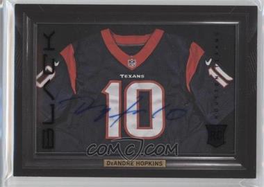 pretty nice 15c1f 80283 2013 Panini Black - Rookie Shadow Box Signature Jerseys #7 ...