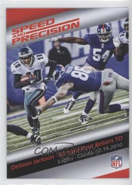 2013 Panini Bridgestone Performance Moment - [Base] #N/A - DeSean Jackson