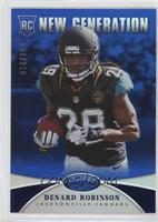 New Generation - Denard Robinson /100