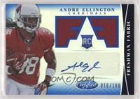 Freshman Fabric Signatures - Andre Ellington #/100