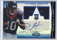 Freshman Fabric Signatures - DeAndre Hopkins /100