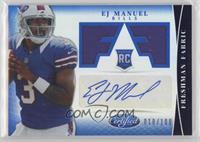 Freshman Fabric Signatures - EJ Manuel #/100