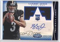 Freshman Fabric Signatures - Landry Jones /100
