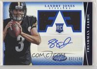 Freshman Fabric Signatures - Landry Jones #/100