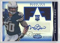 Freshman Fabric Signatures - Manti Te'o /100