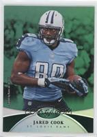 Jared Cook /5