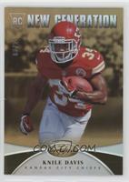 New Generation - Knile Davis #/25