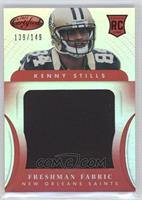 Freshman Fabric Jumbo - Kenny Stills #/149
