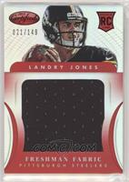 Freshman Fabric Jumbo - Landry Jones /149