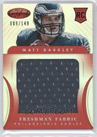 Freshman Fabric Jumbo - Matt Barkley /149