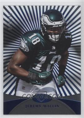 2013 Panini Certified - [Base] - Platinum Blue #123 - Jeremy Maclin /100