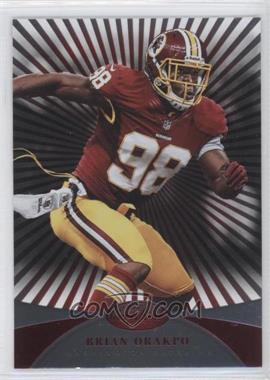 2013 Panini Certified - [Base] - Platinum Red #130 - Brian Orakpo