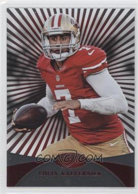 2013 Panini Certified - [Base] - Platinum Red #136 - Colin Kaepernick