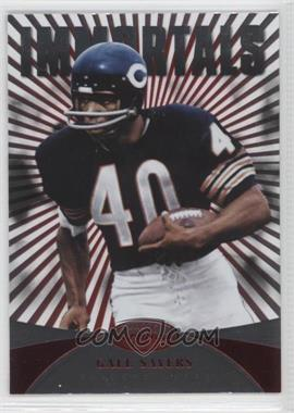 2013 Panini Certified - [Base] - Platinum Red #173 - Immortals - Gale Sayers