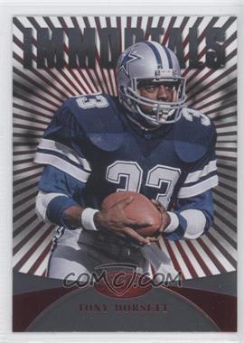2013 Panini Certified - [Base] - Platinum Red #196 - Immortals - Tony Dorsett