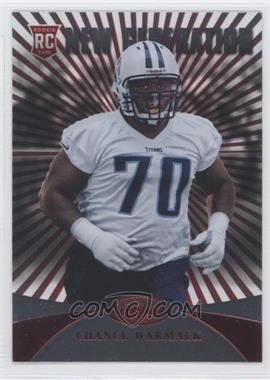 2013 Panini Certified - [Base] - Platinum Red #210 - New Generation - Chance Warmack