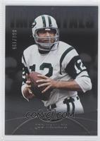 Immortals - Joe Namath /999