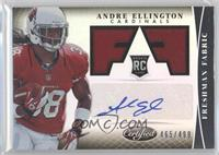 Freshman Fabric Signatures - Andre Ellington /499
