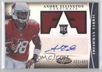 Freshman Fabric Signatures - Andre Ellington #/499