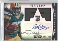 Freshman Fabric Signatures - Eddie Lacy #/399