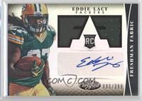 Freshman Fabric Signatures - Eddie Lacy #80/399
