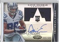 Freshman Fabric Signatures - Gavin Escobar /399