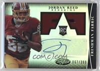 Freshman Fabric Signatures - Jordan Reed /399